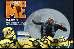 Despicable me - the vector house